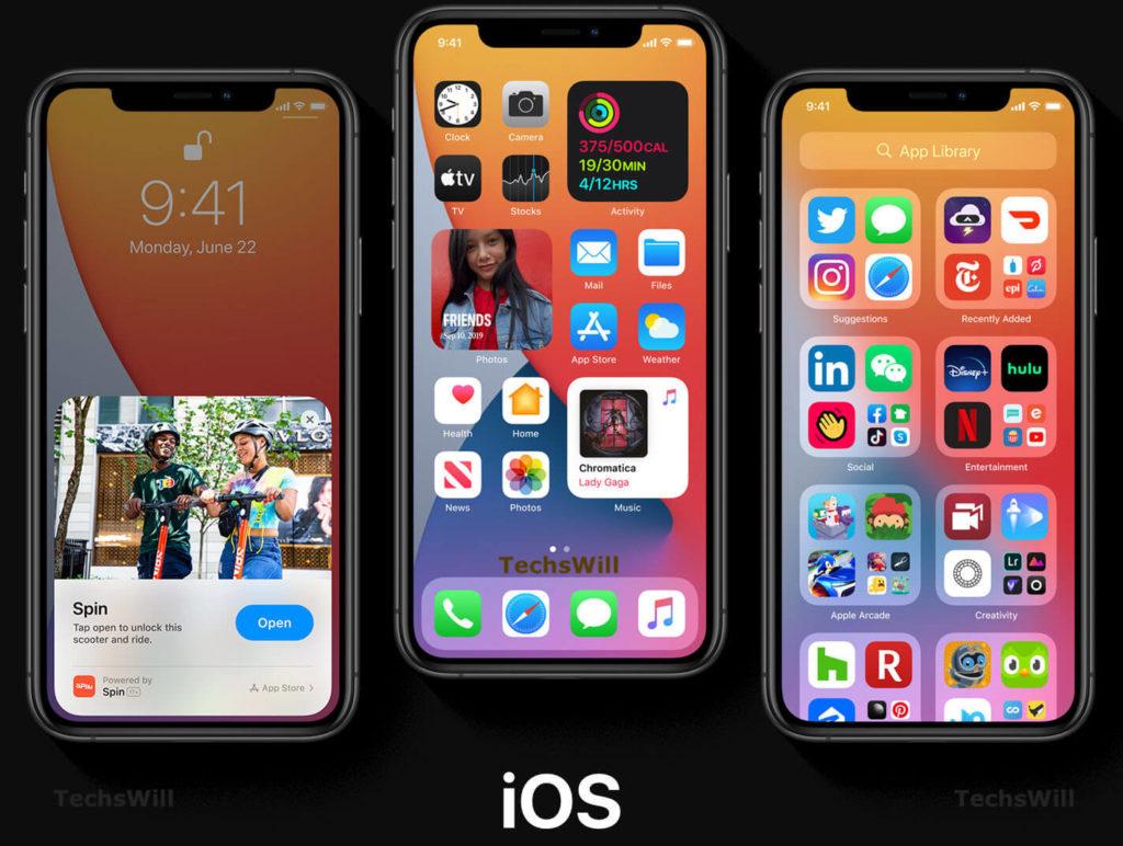 iOS-14-Apple